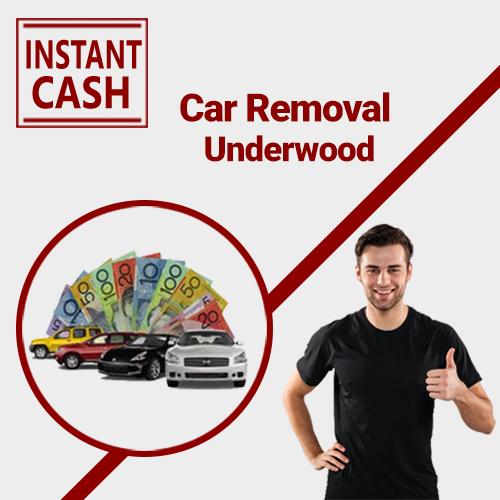 car removal Underwood