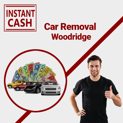 car removal Woodridge