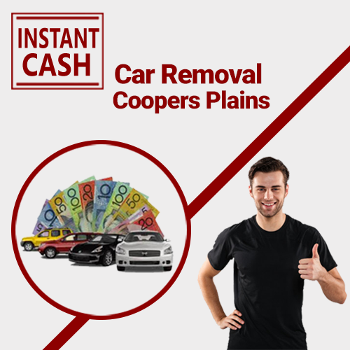 car removal Coopers Plains